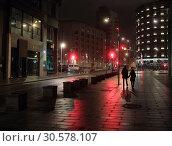 Москва, здание ФСБ России, Лубянка (2018 год). Редакционное фото, фотограф Дмитрий Неумоин / Фотобанк Лори