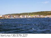 Купить «Берег Эгейского моря. Троя. Турция», фото № 30579227, снято 10 мая 2015 г. (c) Сергей Афанасьев / Фотобанк Лори