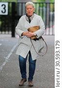 Laila Morse outside ITV Studios (2017 год). Редакционное фото, фотограф Rocky / WENN.com / age Fotostock / Фотобанк Лори