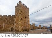Купить «Stone walls of Monblanc», фото № 30601167, снято 20 декабря 2016 г. (c) Яков Филимонов / Фотобанк Лори