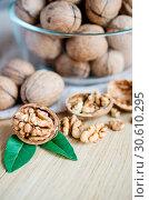 Купить «Walnuts», фото № 30610295, снято 28 июля 2013 г. (c) easy Fotostock / Фотобанк Лори