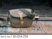 Купить «Cartridge bag and cartridges», фото № 30654259, снято 21 января 2020 г. (c) Ingram Publishing / Фотобанк Лори