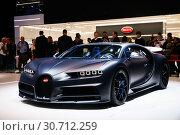 Купить «110 Ans Bugatti», фото № 30712259, снято 11 марта 2019 г. (c) Art Konovalov / Фотобанк Лори