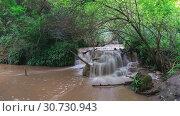 Купить «Krushuna waterfalls in Bulgaria», фото № 30730943, снято 2 июля 2018 г. (c) Sergii Zarev / Фотобанк Лори