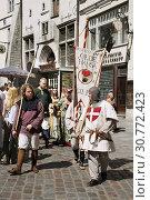 Купить «The medieval festivities organised by the Olde Hansa medieval school», фото № 30772423, снято 19 ноября 2019 г. (c) age Fotostock / Фотобанк Лори