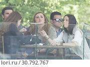 Купить «Victoria Federica de Marichalar attends Longines Global Champions Tour 2019 Madrid Day 3 at Club de Campo Villa de Madrid on May 19, 2019 in Madrid, Spain», фото № 30792767, снято 19 мая 2019 г. (c) age Fotostock / Фотобанк Лори
