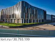 ITV Coronation street studios, Salford Quays, England. Стоковое фото, фотограф HelloWorld Images / age Fotostock / Фотобанк Лори