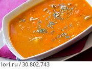 Купить «Beans stewed with pig ears», фото № 30802743, снято 6 июня 2020 г. (c) Яков Филимонов / Фотобанк Лори