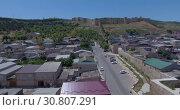 Купить «Древняя крепость в Дербенте. Дагестан. Видео с дрона.», видеоролик № 30807291, снято 26 июня 2016 г. (c) kinocopter / Фотобанк Лори