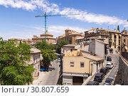 Купить «Толедо, Испания. Вид старого города», фото № 30807659, снято 25 июня 2017 г. (c) Rokhin Valery / Фотобанк Лори