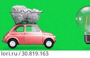 Купить «Idea delivery, creative process», видеоролик № 30819163, снято 23 мая 2019 г. (c) Сергей Петерман / Фотобанк Лори