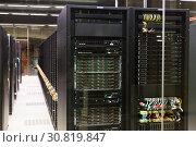 Купить «Barcelona Supercomputing Center», фото № 30819847, снято 16 января 2018 г. (c) Яков Филимонов / Фотобанк Лори