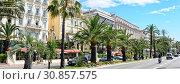 Panoramic image Nice city, France (2009 год). Стоковое фото, фотограф Alexander Tihonovs / Фотобанк Лори