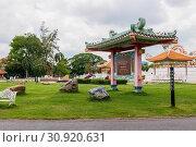 Купить «Public landmark of Sawan Park,Thailand.», фото № 30920631, снято 18 июня 2015 г. (c) easy Fotostock / Фотобанк Лори