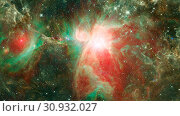 Купить «Galaxy in outer space. Elements of this Image Furnished by NASA.», фото № 30932027, снято 27 мая 2020 г. (c) easy Fotostock / Фотобанк Лори