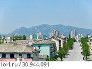 Купить «North Korea. Gaeseong», фото № 30944091, снято 5 мая 2019 г. (c) Знаменский Олег / Фотобанк Лори
