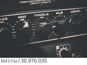 Купить «Recording Audio Equipment in recording studio», фото № 30970035, снято 12 июля 2014 г. (c) easy Fotostock / Фотобанк Лори