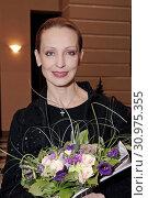 Илзе Лиепа (2010 год). Редакционное фото, фотограф Ольга Зиновская / Фотобанк Лори