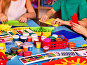 Купить «Children are engaged in origami and paint», фото № 31006787, снято 25 марта 2017 г. (c) Gennadiy Poznyakov / Фотобанк Лори