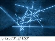 Купить «Computer digital drawing, dark background, 3d rendering», фото № 31241531, снято 20 февраля 2020 г. (c) easy Fotostock / Фотобанк Лори