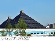 Купить «North Korea, Pyongyang architecture», фото № 31379527, снято 1 мая 2019 г. (c) Знаменский Олег / Фотобанк Лори