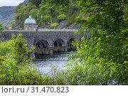 Купить «Garreg ddu reservoir at Elan Valley, Powys, Wales.», фото № 31470823, снято 28 января 2020 г. (c) age Fotostock / Фотобанк Лори