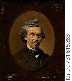Petrus Franciscus Greive (1811-72). Schilder, Meijer Isaäc de Haan, 1870 - 1895 (2014 год). Редакционное фото, фотограф Artokoloro / age Fotostock / Фотобанк Лори