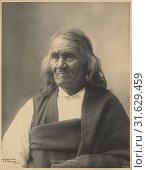 Купить «Ex-Governor Jose Jesus Narango, Santa Clara Pueblo, Adolph F. Muhr (American, died 1913), Frank A. Rinehart (American, 1861 - 1928), 1898, Platinum print, 23.7 x 18.3 cm (9 5,16 x 7 3,16 in.)», фото № 31629459, снято 7 сентября 2018 г. (c) age Fotostock / Фотобанк Лори