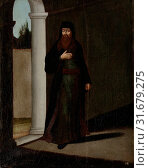 Купить «A Greek Priest, workshop of Jean Baptiste Vanmour, 1700 - 1737», фото № 31679275, снято 16 ноября 2014 г. (c) age Fotostock / Фотобанк Лори