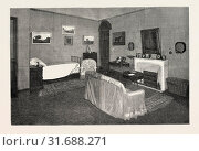 Купить «THE LATE DUKE OF ALBANY: THE BEDROOM IN WHICH THE DUKE DIED, VILLA NEVADA, CANNES.», фото № 31688271, снято 3 января 2013 г. (c) age Fotostock / Фотобанк Лори