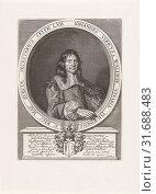 Portrait of Johann Ulrich von Wallich, Jeremias Falck, Gerd Dittmers, 1662 - 1677 (2014 год). Редакционное фото, фотограф Artokoloro / age Fotostock / Фотобанк Лори