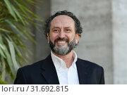 Roberto Negri during the photocall of film ' Un'avventura' Rome, ITALY-13-02-2019. Редакционное фото, фотограф Maria Laura Antonelli / AGF/Maria Laura Antonelli / age Fotostock / Фотобанк Лори