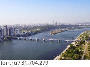 Купить «Pyongyang, North Korea», фото № 31704279, снято 1 мая 2019 г. (c) Знаменский Олег / Фотобанк Лори