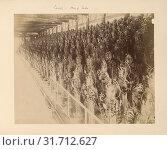 Canton. Hall of Gods, Unknown maker, Kyoto, Japan, 1870s - 1880s, Albumen silver print (2018 год). Редакционное фото, фотограф © Liszt Collection / age Fotostock / Фотобанк Лори