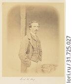 Lord W. Hay, Felice Beato (English, born Italy, 1832 - 1909), India, 1858 - 1859, Albumen silver print (2018 год). Редакционное фото, фотограф © Liszt Collection / age Fotostock / Фотобанк Лори