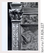 Abruzzo L'Aquila L'Aquila Madonna del Soccorso, this is my Italy, the italian country of visual history, Views of exterior, cloister, and extensive coverage of interior (2018 год). Редакционное фото, фотограф Liszt Collection / age Fotostock / Фотобанк Лори
