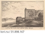 Купить «Zu Bonn, ca. 1635, Etching, second state of three, Sheet: 3 5/16 × 5 1/16 in. (8.4 × 12.9 cm), Prints, Wenceslaus Hollar (Bohemian, Prague 1607–1677...», фото № 31898167, снято 21 мая 2017 г. (c) age Fotostock / Фотобанк Лори