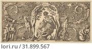 Купить «Hearing (Auditus), from Quinque Sensuum, ca. 1655, Engraving, Sheet: 3 3/4 × 7 15/16 in. (9.6 × 20.1 cm), Franz Cleyn (German, Rostock 1582–1658 London...», фото № 31899567, снято 27 апреля 2017 г. (c) age Fotostock / Фотобанк Лори
