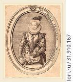 Купить «Hendrik Goltzius (Dutch, 1558-1617), Countess Francoise d'Egmond, 1580, engraving», фото № 31910167, снято 5 августа 2014 г. (c) age Fotostock / Фотобанк Лори
