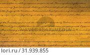Купить «Written constitution of the United States 4k», видеоролик № 31939855, снято 24 мая 2019 г. (c) Wavebreak Media / Фотобанк Лори
