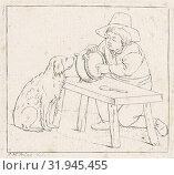 Купить «Boy with dog and an empty pot, Anthonie Willem Hendrik Nolthenius de Man, 1810», фото № 31945455, снято 8 августа 2016 г. (c) age Fotostock / Фотобанк Лори