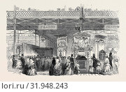 Купить «THE GREAT EXHIBITION, VIEW IN THE FRENCH DEPARTMENT.», фото № 31948243, снято 3 января 2013 г. (c) age Fotostock / Фотобанк Лори
