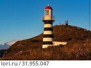 Купить «Петропавловский маяк», фото № 31955047, снято 19 февраля 2020 г. (c) А. А. Пирагис / Фотобанк Лори