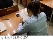 Купить «Pyongyang, North Korea. Students», фото № 32040251, снято 29 апреля 2019 г. (c) Знаменский Олег / Фотобанк Лори