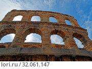 Arena di Verona. Стоковое фото, фотограф Bernd J. W. Fiedler / age Fotostock / Фотобанк Лори