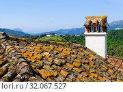 Alpandeire, Málaga, Andalusia, Spain, Europe. Стоковое фото, фотограф José Luis Hidalgo Salguero / easy Fotostock / Фотобанк Лори