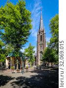 Купить «Marienbasilika, Kevelaer, North Rhine-Westphalia, Germany», фото № 32069015, снято 5 мая 2019 г. (c) Caro Photoagency / Фотобанк Лори