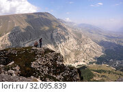 Купить «Russia, Dagestan, Rakhata village», фото № 32095839, снято 16 сентября 2018 г. (c) age Fotostock / Фотобанк Лори