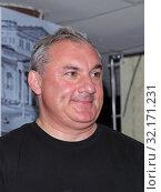 Журналист и шоумен Николай Фоменко (2019 год). Редакционное фото, фотограф Сергей Соболев / Фотобанк Лори