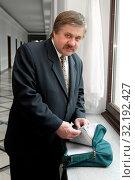 2003. Pictured: Krzysztof Jurgiel. Редакционное фото, фотограф jackowski henryk / age Fotostock / Фотобанк Лори